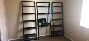 Crate & Barrel desk/shelves for Sale in Corona, CA
