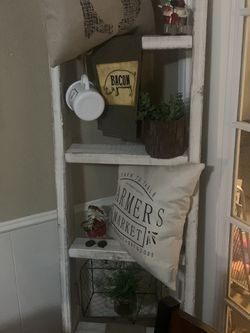 HANDMADE COUNTRY FARMHOUSE LADDERS!! for Sale in Longview,  TX