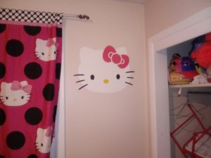 """Hello Kitty Wall Hangers or """"Deadheads"""" for Sale in GOODLETTSVLLE, TN"""