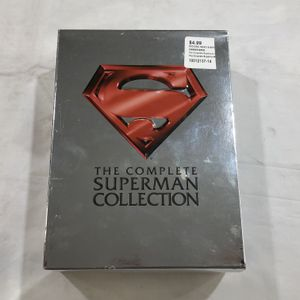 The Complete Superman Collection (DVD) 4-Disc Set 10012137-14 for Sale in Tampa, FL