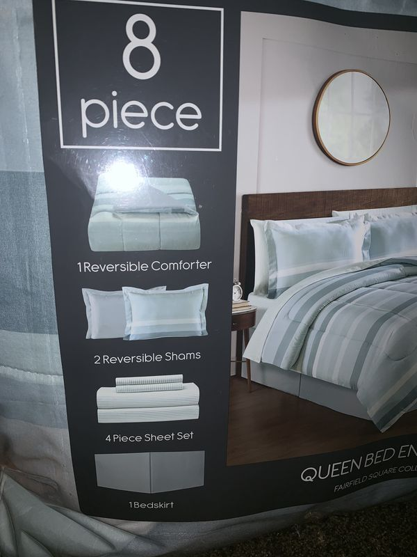 Queen Bed in a bag (brand new)
