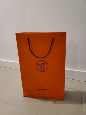 Hermes shopping bag for Sale in Queens, NY