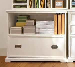 Pottery Barn Porter Lateral File Cabinet for Sale in Hermitage, TN