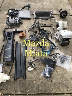 Mazda Miata Parts Bundle for a Project - One Price for Sale in San Antonio, TX