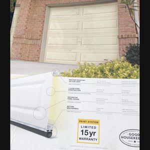 8 ft. x 7 ft. NEW Garage Door for Sale in Stafford, TX