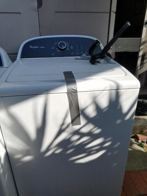 Whirlpool/Washer and dryer for Sale in Santa Monica, CA