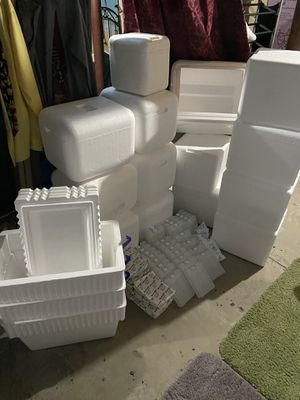 Styrofoam coolers for Sale in New Britain, CT