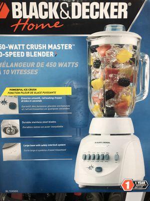 Black & Decker 10 speed Blender for Sale in Fresno, CA