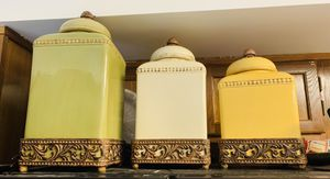 Beautiful canisters for Sale in Lake Ridge, VA