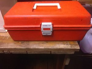 Home-light Tackle Box for Sale in Gresham, OR
