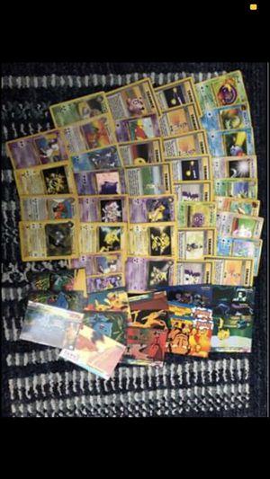 Pokemon card lot for Sale in Minneapolis, MN