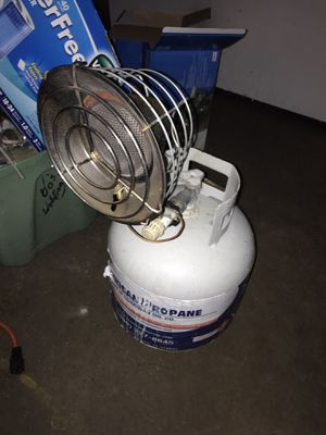 Propane heater for Sale in Waterford Township, MI