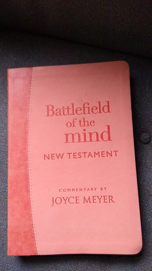 Leather bound Battlefield of the Mind for Sale in Sugar Creek, MO