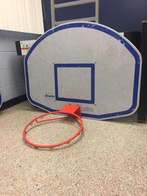 Jaypro Basketball Hoop with Backboard for Sale in Orlando, FL