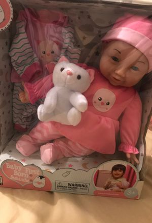 Baby doll for Sale in Nashville, TN