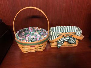 Longaberger Baskets for Sale in Waterbury, CT