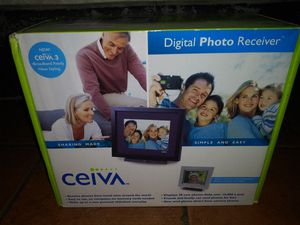 New Ceiva 3 digital photo receiver for Sale in Hawthorne, CA