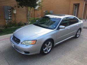2006 Subaru Legacy sport sedan 177 kmillas PRECIO $2800 for Sale in Austin, TX