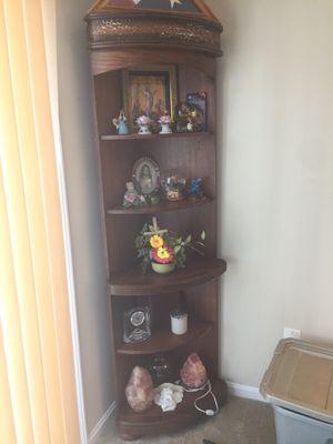 Corner shelf for Sale in Gaithersburg, MD