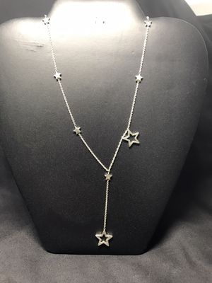 Tiffany & Co Star necklace for Sale in Tampa, FL