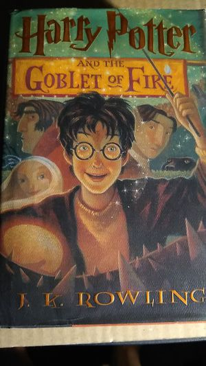 Harry Potter and the Goblet of Fire for Sale in Decatur, IN
