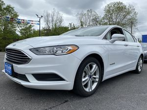 2018 Ford Fusion Hybrid for Sale in Baltimore, MD