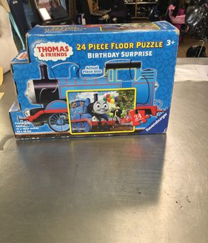 Thomas&friends 24 Pieces Floor Puzzle for Sale in Matawan, NJ