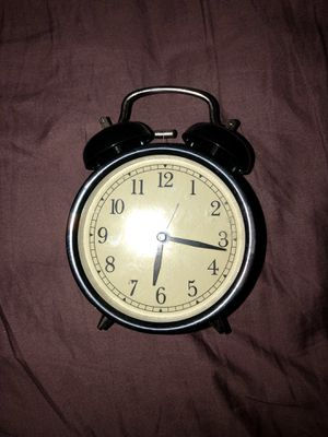 Alarm clock for Sale in Concord, NC