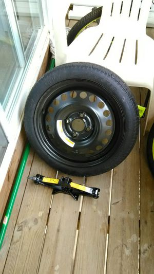 New Spare tire and Jack 50.00 for Sale in Washington, DC