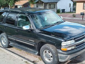 2000 Chevy Tahoe 4x4 z71 for Sale in Colorado Springs, CO