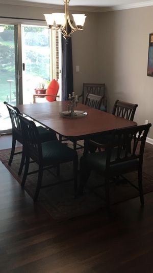 Dining Room Table W Chairs