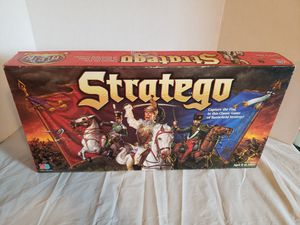 STRATEGO MILTON BRADLEY BOARD GAME for Sale in North Olmsted, OH