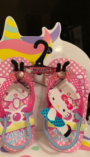 Hello Kitty Size L (9-10) for Sale in El Cajon, CA