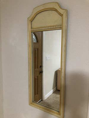 Wall mirror 50 by 20 inches for Sale in Hollywood, FL