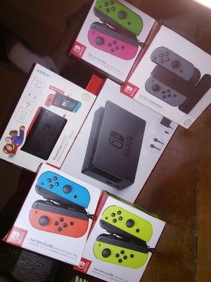 Nintendo switch accessories for Sale in Modesto, CA
