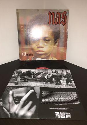 Nas - Illmatic (Vinyl) for Sale in Atlanta, GA