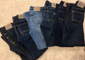 Boys size 8 Abercrombie Jeans for Sale in Windermere, FL
