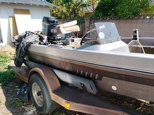 Terry bass boat for Sale in Orange, CA