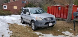 2005 Honda CR-V - AWD for Sale in Lawrence, MA