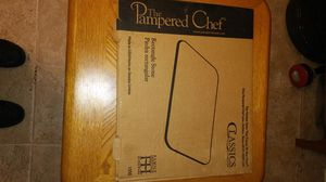 Pampered Chef Baking Stones for Sale in Martinsburg, WV