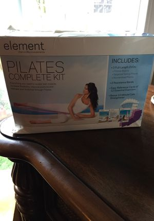 Pilate complete kit for Sale in Chesapeake, VA