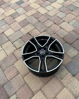 """4 Black Rims 17"""" for Sale in Clearwater, FL"""