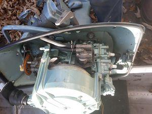 Meijer 12 foot, 5.5 evenrude.. trolling motor for Sale in Sterling Heights, MI