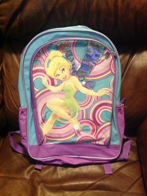 Tinker bell backpacks for Sale in McKinney, TX