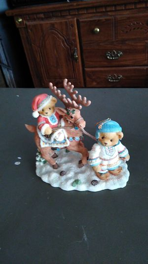 Cherished Teddies Sven and Liv for Sale in Levittown, PA