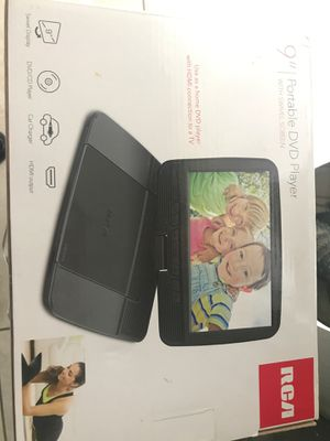 RCA DVD PLAYER for Sale in Houston, TX
