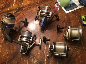 Grandfathers fishing reel for Sale in Philadelphia, PA