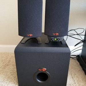 Thx klipsch speakers for Sale in San Diego, CA