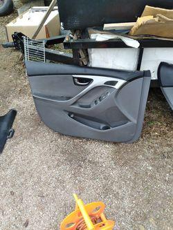 2013 Hyundai Elantra Parts for Sale in San Antonio,  TX
