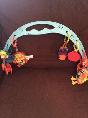 Car seat toy arch for Sale in Murray, KY